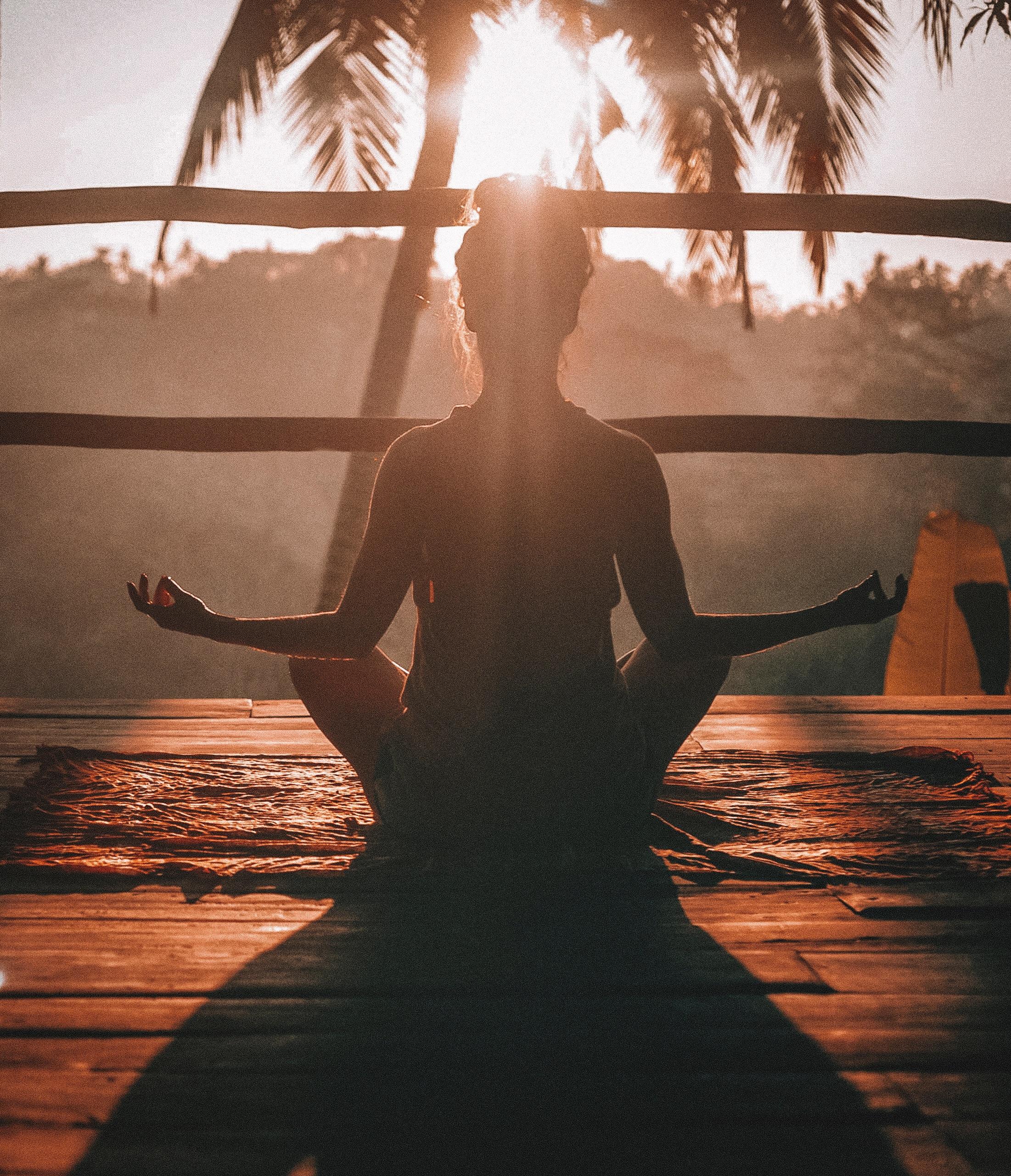 「食べる瞑想」でキレイになる