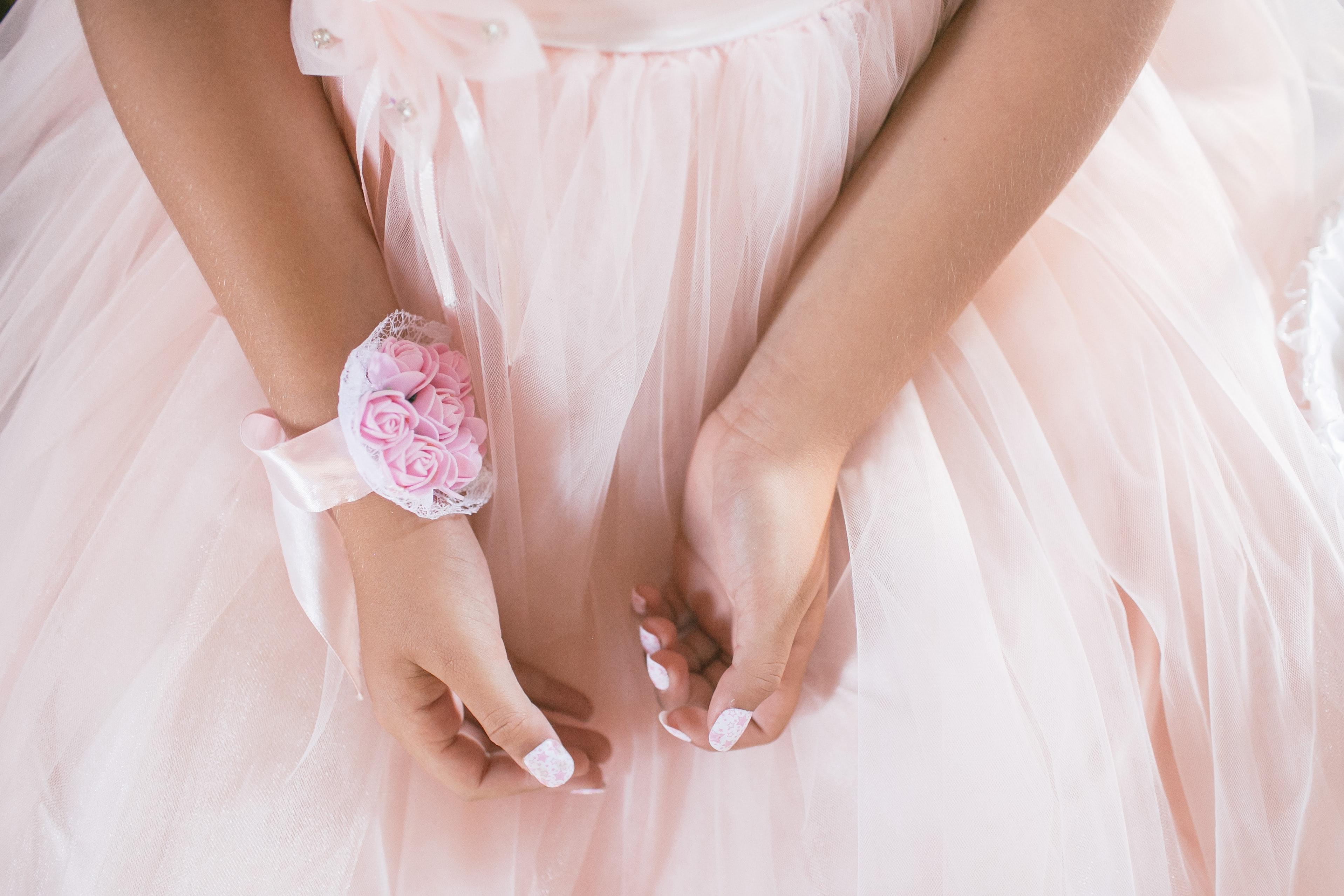 ピンクは可愛すぎて似合わない?の思い込み