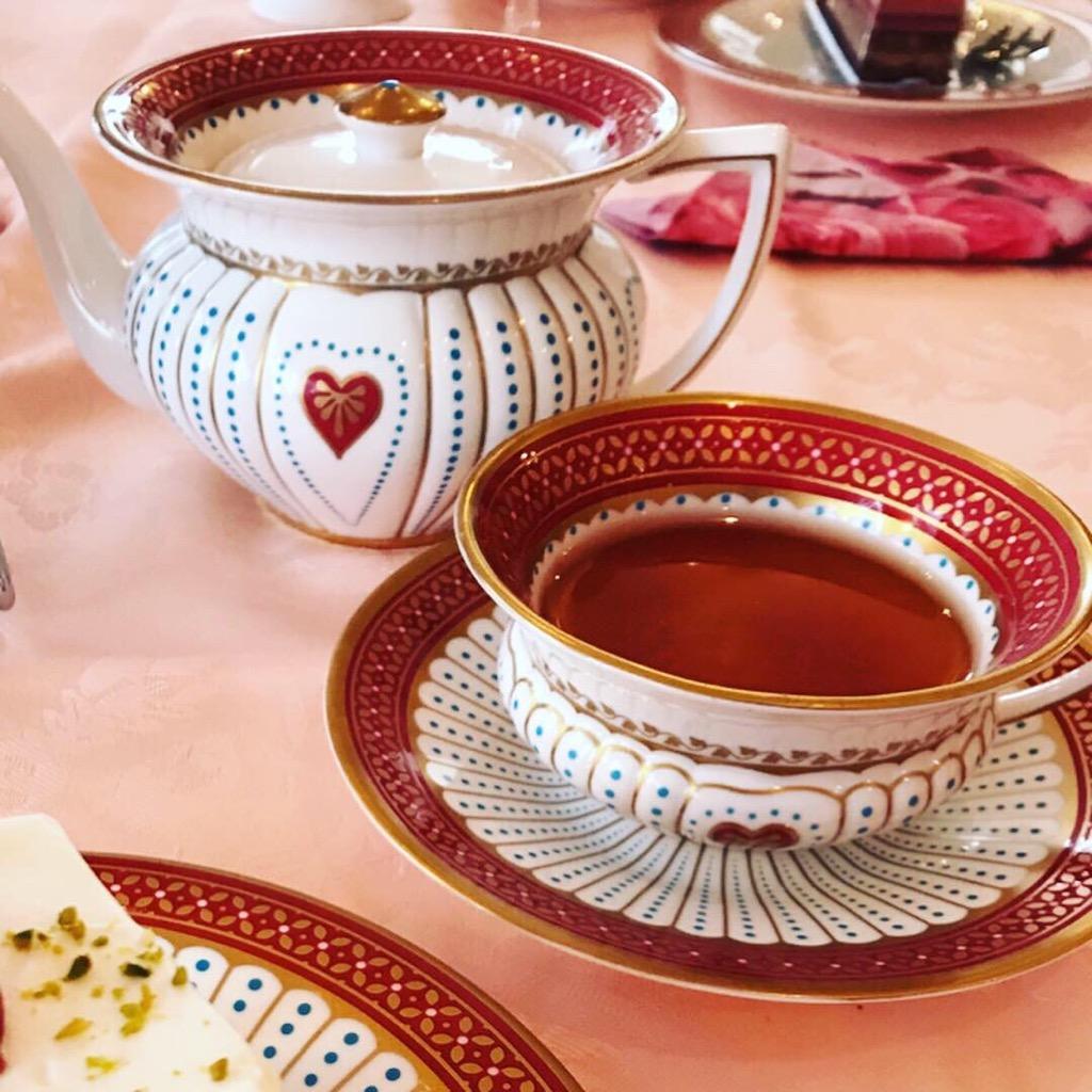紅茶は若返りドリンク