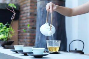 アンチエイジングに効果的なお茶の飲み方